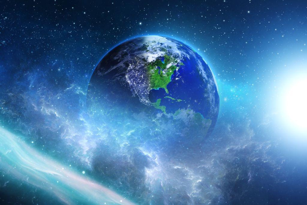 Fototapeta Ziemia Planeta 72a Deco Wall